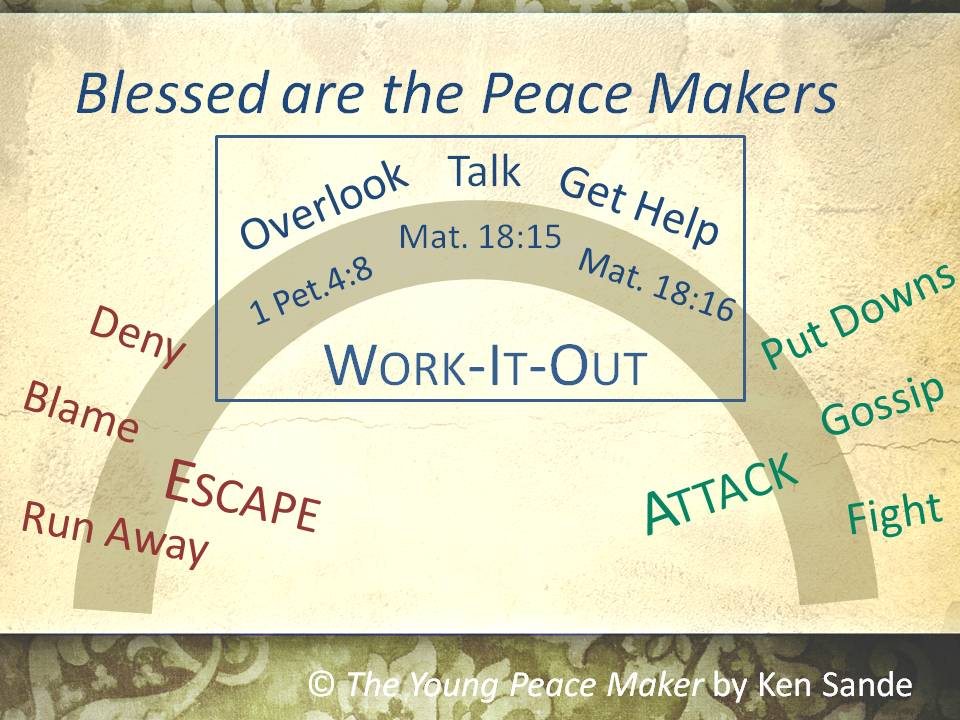 Peace Maker* Peacemaker - Everyone Equal